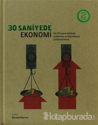30 Saniyede Ekonomi (Ciltli)