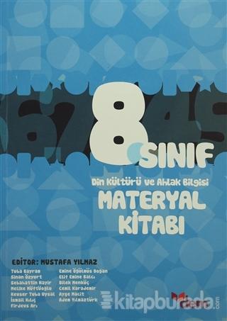 8. Sınıf Din Kültürü ve Ahlak Bilgisi Materyal Kitabı