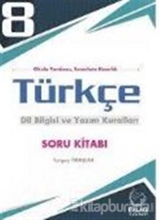 8.Sınıf LGS Türkçe Dilbilgisi ve Yazım Kuralları Soru Bankası 2020