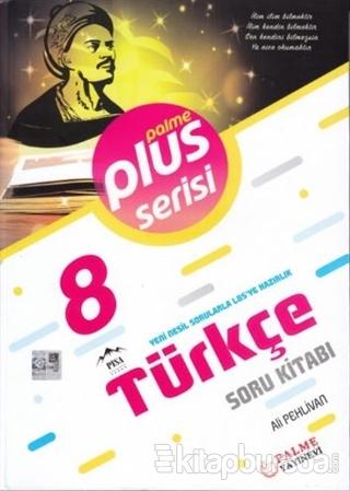 8.Sınıf LGS Türkçe Plus Serisi Soru Kitabı 2020