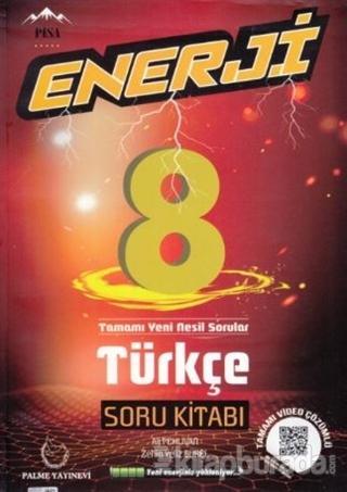 8.Sınıf LGS Türkçe Yeni Nesil Soru Kitabı 2020