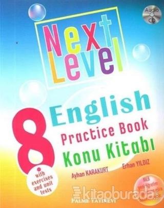 8.Sınıf Next Level Englısh Practice Book 2019 Kolektif