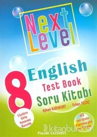 8. Sınıf Next Level English Test Book 2020