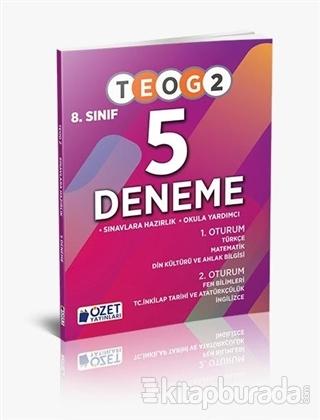 8. Sınıf TEOG-2 5 Deneme