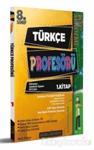 8. Sınıf Türkçe Profesörü 1. Kitap