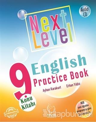 9. Sınıf Next Level English Practice Book Konu Kitabı