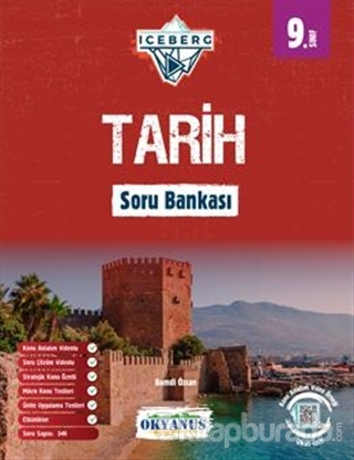 9. Sınıf Tarih Soru Bankası Hamdi Özcan