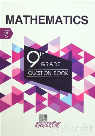 9 th Grede Mathematiccs Question Book