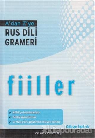 A'dan Z'ye Rus Dili Grameri - Fiiller