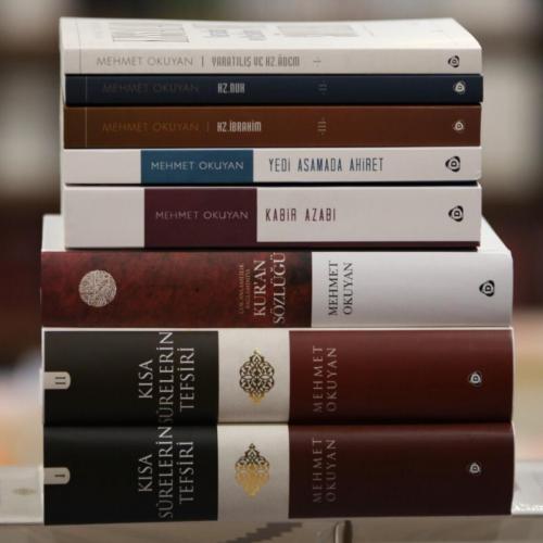 Mehmet Okuyan Kitaplığı 7 Kitap Tüm Kitapları Özel Seti