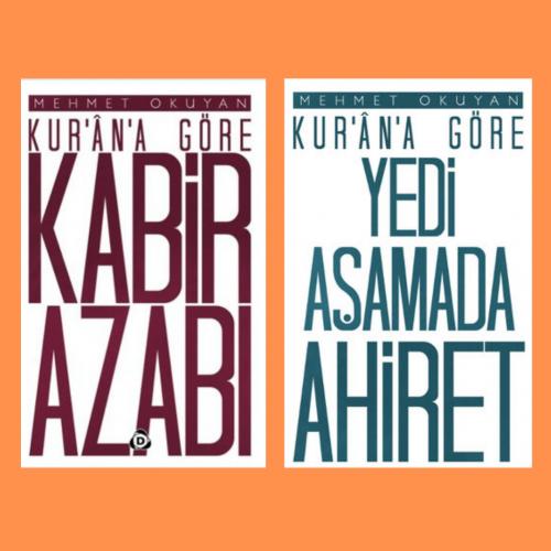 Kur'an'a Göre Kabir Azabı ve Yedi Aşamada Ahiret 2'li Set Mehmet Okuya