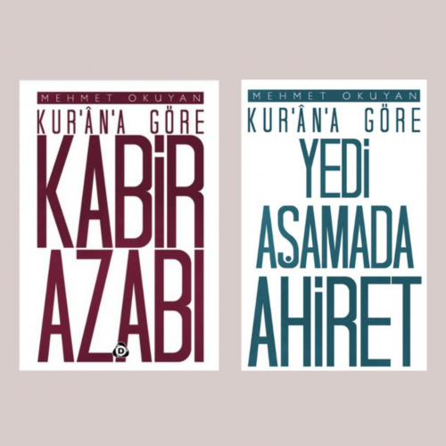 Kur'an'a Göre Kabir Azabı ve Yedi Aşamada Ahiret 2'li Set