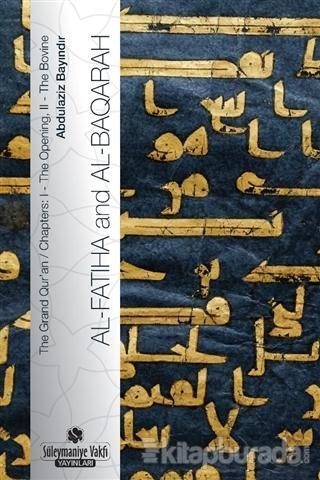Al-Fatiha and Al-Baqarah