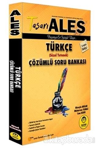 ALES Türkçe Sözel Yetenek Çözümlü Soru Bankası