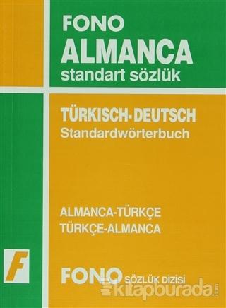 Almanca / Türkçe - Türkçe / Almanca Standart Sözlük