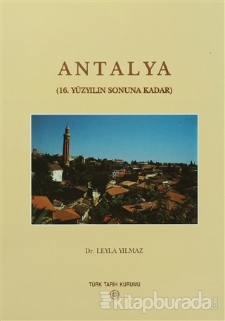 Antalya (Ciltli) Leyla Yılmaz