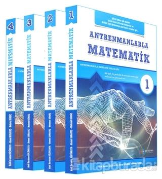 Antrenmanlarla Matematik (1-2-3-4 Kitap Takım)