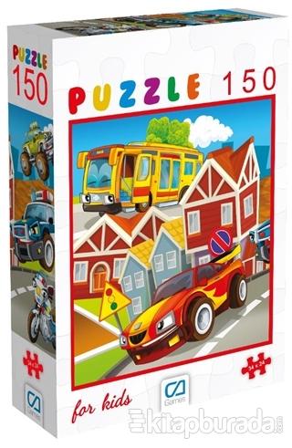 Arabalar - 150 Parça Puzzle