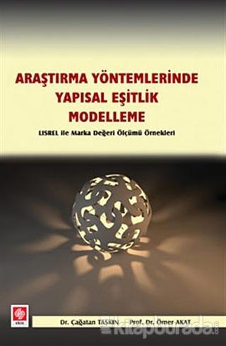 Araştırma Yöntemlerinde Yapısal Eşitlik-  Modelleme