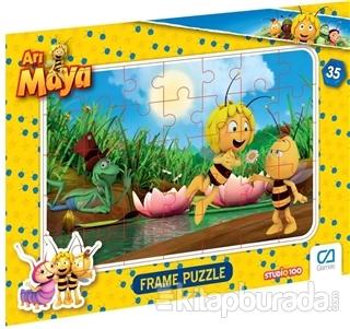 Arı Maya -  Frame Puzzle 35 (Asorti 12'li Paket) İadesizdir