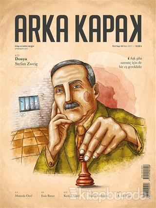 Arka Kapak Dergisi Sayı : 18 Mart 2017