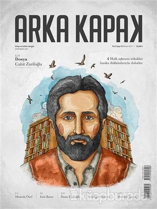 Arka Kapak Dergisi Sayı : 19 Nisan 2017