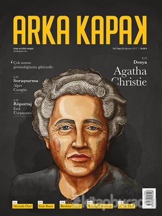 Arka Kapak Dergisi Sayı: 23 Ağustos 2017 Kolektif