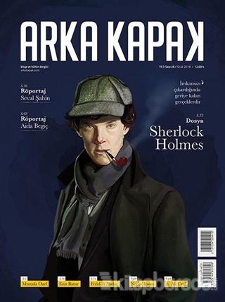 Arka Kapak Dergisi Sayı: 28 Ocak 2018