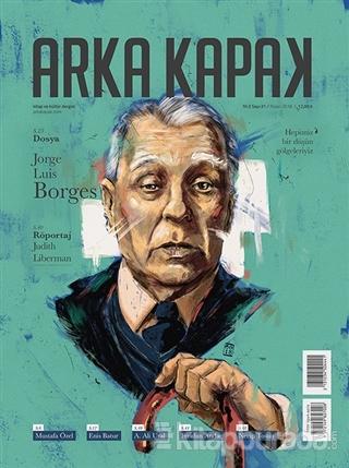 Arka Kapak Dergisi Sayı: 31 Nisan 2018 Kolektif