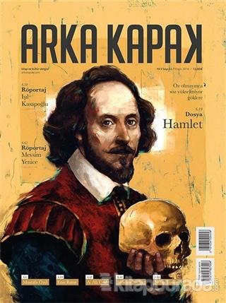 Arka Kapak Dergisi Sayı: 32 Mayıs 2018