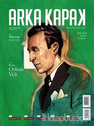 Arka Kapak Dergisi Sayı : 36 Eylül 2018 Kolektif