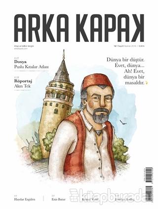 Arka Kapak Dergisi Sayı : 9 Haziran 2016