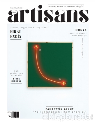 Artisans Dergisi Sayı: 17 Nisan-Mayıs 2021