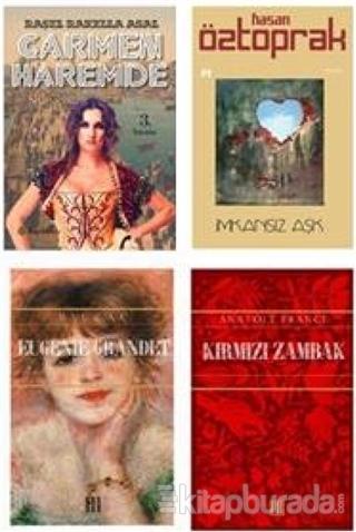 Aşk Edebiyatı Seti (4 Kitap Takım)