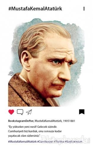 Atatürk (Profil) - Bookstagram Defter