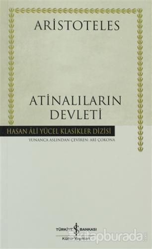 Atinalıların Devleti %15 indirimli Aristoteles (Aristo)