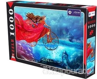 Atlantis 1000 Parça Puzzle