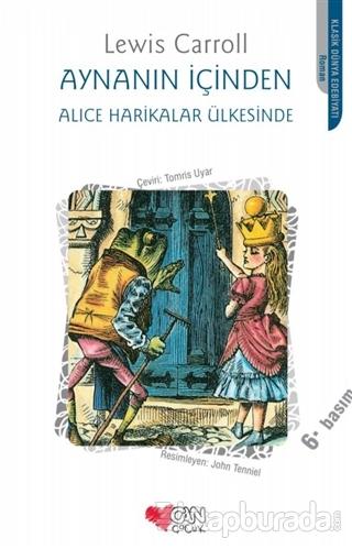 Aynanın İçinden - Alice Harikalar Ülkesinde