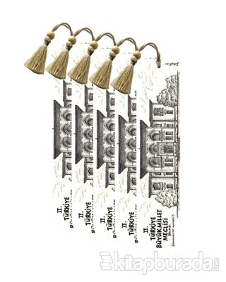 Ayraç 2. Türkiye Büyük Millet Meclisi (5'li Paket)