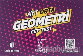 AYT Cep Test Geometri (Orta) Kolektif