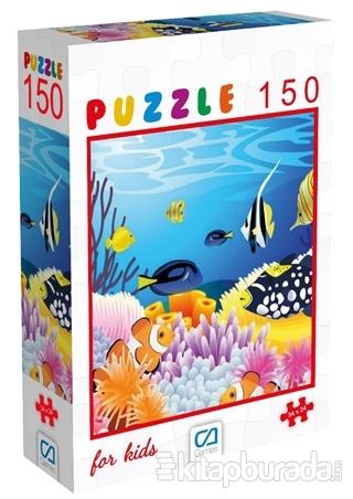 Balıklar - 150 Parça Puzzle