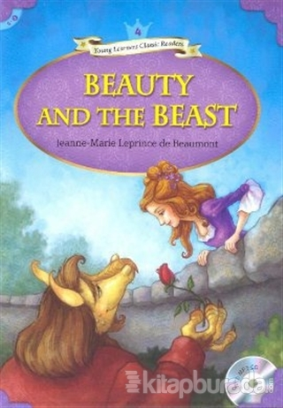 Beauty and the Beast + MP3 CD (YLCR-Level 4)