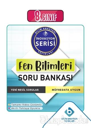 Bilim Anahtarı Yayınları LGS Fen Bilimleri Soru Bankası
