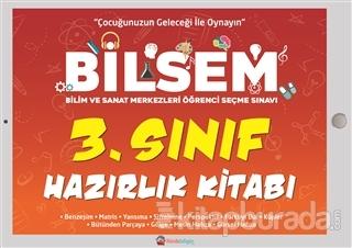 BİLSEM 3. Sınıf Hazırlık Kitabı