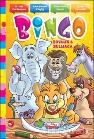 Bingo Boyama ve Bulmaca