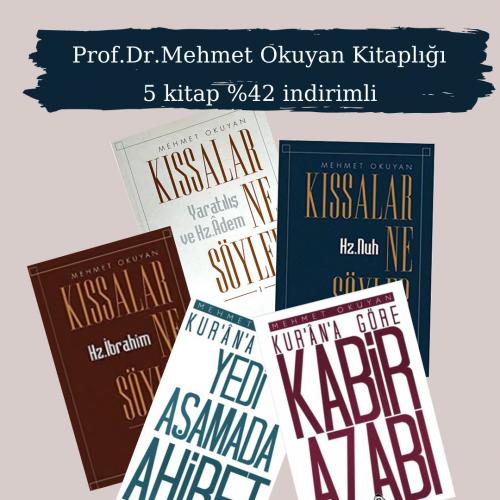 Mehmet Okuyan Kitaplığı 5 kitap Özel Fiyat Mehmet Okuyan