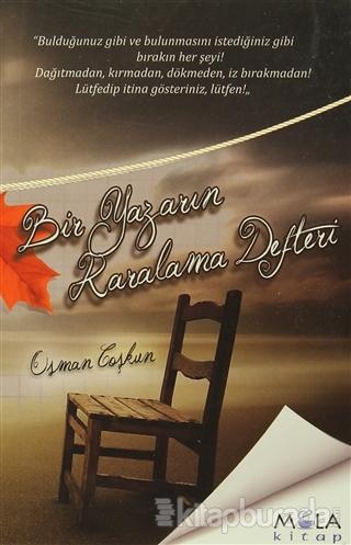 Bir Yazarın Karalama Defteri %15 indirimli Osman Coşkun