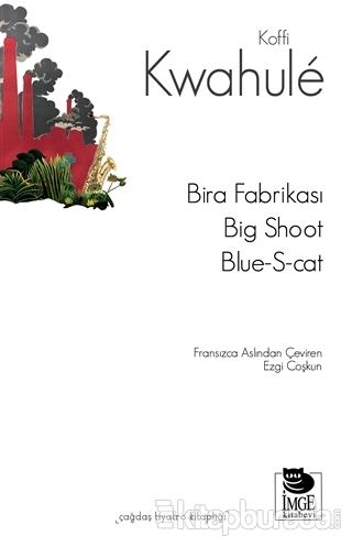 Bira Fabrikası - Big Shoot - Blue-S-Cat