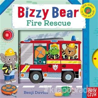 Bizzy Bear - Fire Rescue
