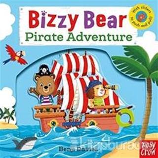 Bizzy Bear - Pirate Adventure